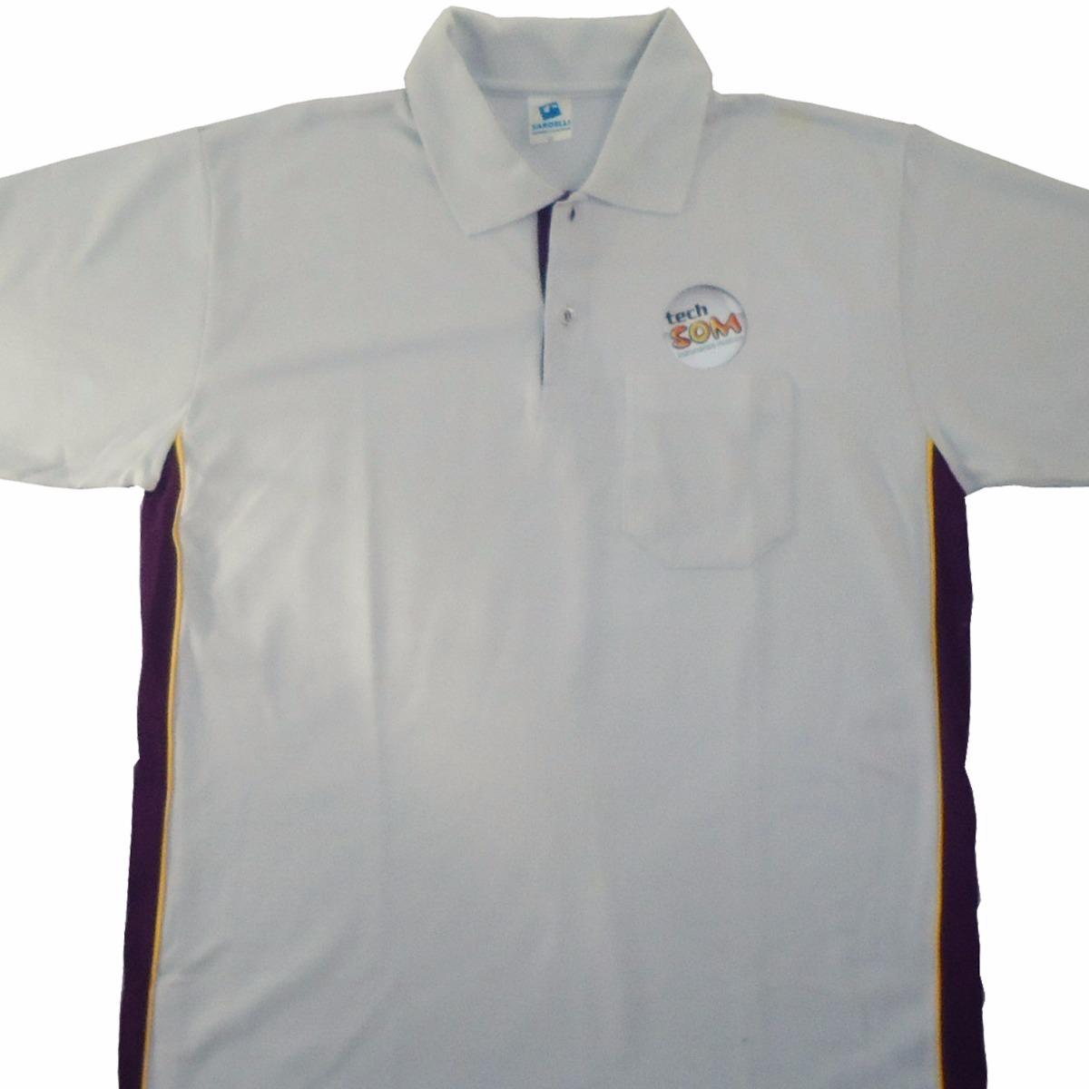 a68da22583 Kit De Camisas Polo G xg 10 Peças C  Bolso 100% Algodão Nova - R ...