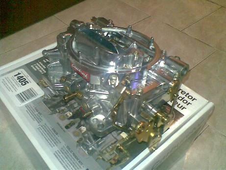 kit de carburador 1477 original edelbrock para 600 750 cfm