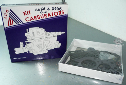 kit de carburador chevrolet century