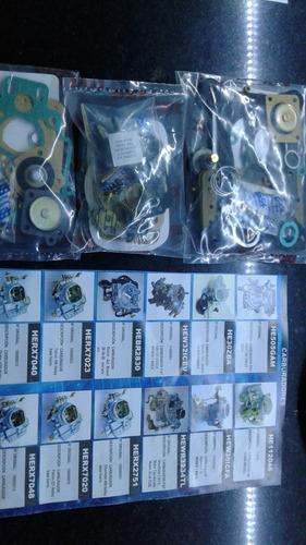 kit de carburador renault 12 1 boca weber