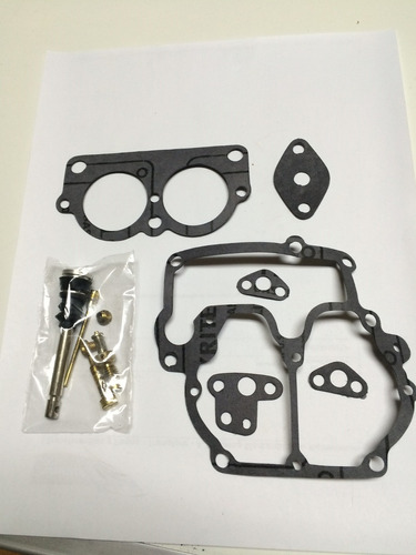 kit de carburadores toyota hilux / f2 / f3 tecni parts