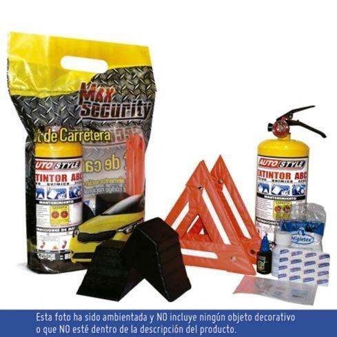 kit de carretera básico 5lb abc 5 elementos autostyle