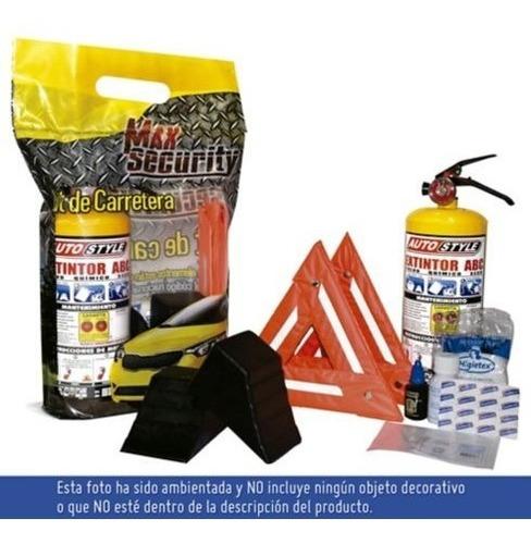 kit de carretera básico 5lb abc 5 elementos útil         hc.