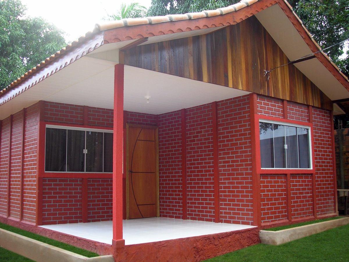 Kit de casas pr fabricada em concreto cbh r for Kit casa icf