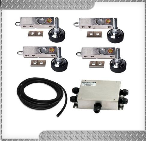 kit de celdas de carga para plataformas y basculas