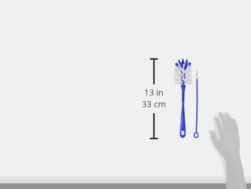 kit de cepillo para botellas camelbak, azul