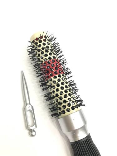 kit de cepillos térmicos profesionales x 3 peluqueria style