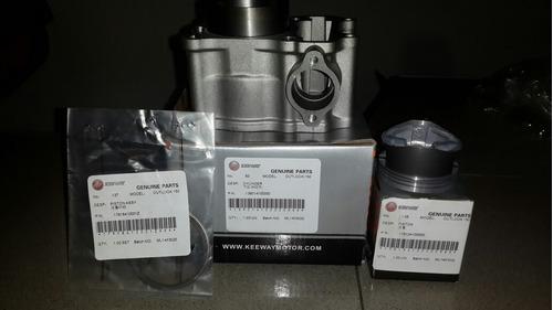kit de cilindro completo de outlook 150cc