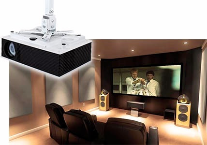 kit de cine en casa con todo incluido para ver netflix