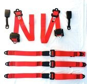 kit de cintos de segurança kadett gratis parafusos