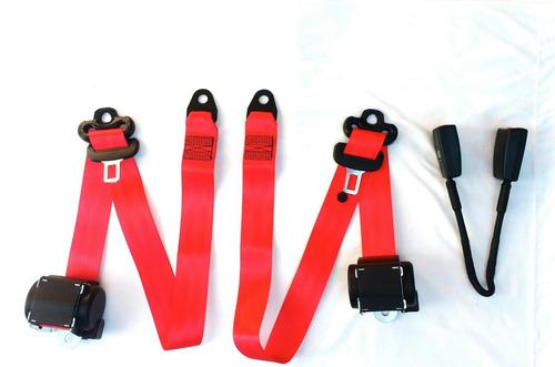 kit de cintos dianteiro monza, escort e d-20 gratis  paraf.