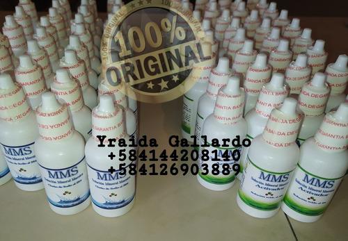 kit de clorito de sodio al 28% + activador al 4% hcl