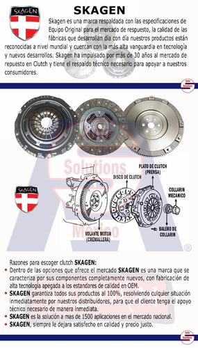 kit de clutch chevrolet astra 2.0 lts sohc 2004-2006 (8 val)