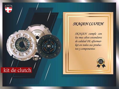 kit de clutch chevrolet metro 1.3 3 cilindros 1989-2001