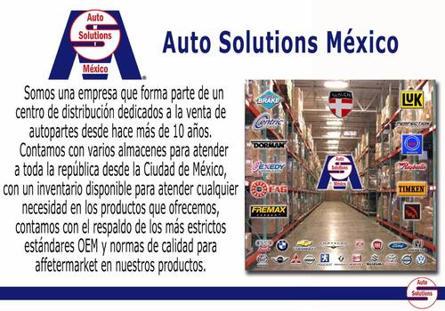 kit de clutch dodge ram 1500 3.7 lts v6 2008 2009 hidráulico