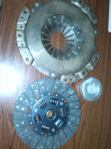 kit de clutch  embrague  disco, plato y collarín nissan d21