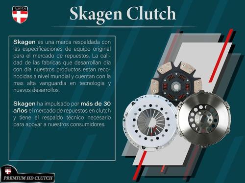 kit de clutch geo metro 1.3 lts 3 cilindros 1989 al 2001