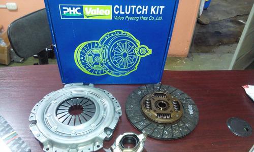 kit de clutch  hyundai h1 del 2006 al 2007 valeo original