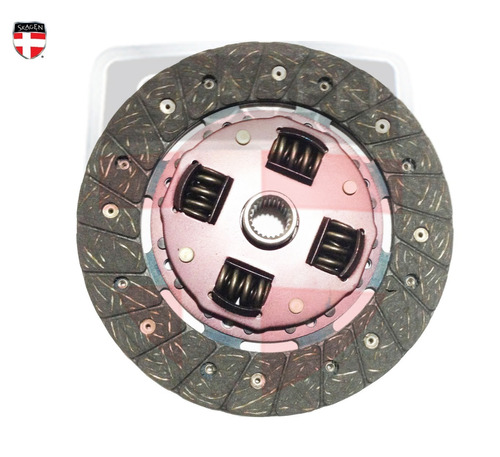 kit de clutch volkswagen combi panel 1.6 lts b4 1974 a 1987