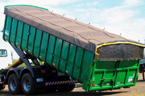 kit de cobertura para carreta graneleira