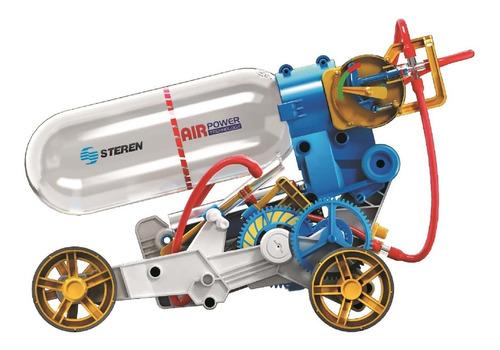 kit de coche de aire a presión para armar | k-692