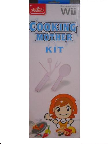 kit de cocina para wii, wü, producto nuevo