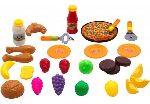 kit de comidinhas e pizza grande 923900 belfix