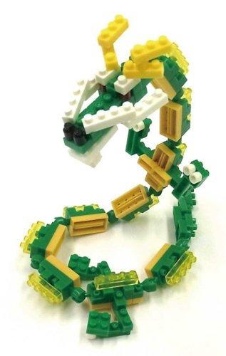 kit de construcción dragon de nanoblock
