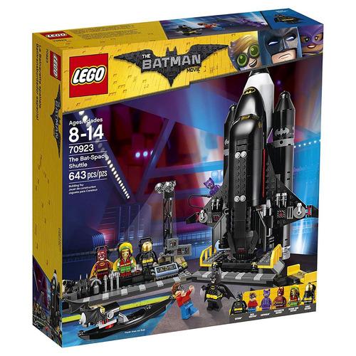 kit de construcción lego batman nave espacial (643 piezas)