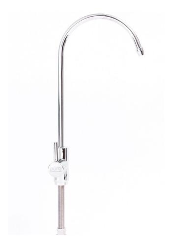 kit de conversión para filtro purificador de agua sobre mesada a bajo mesada | grifería + conector + llave + tubería