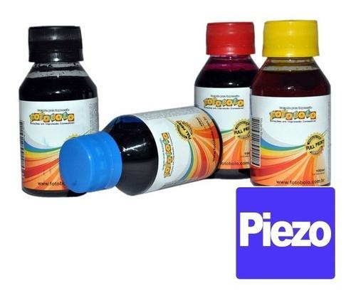 kit de corante comestível com 100ml - piezo - fotobolo