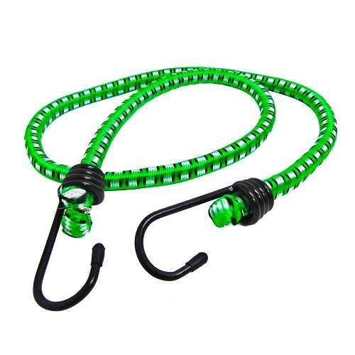kit de cordones elasticos con gancho   bungee  c/10pzs