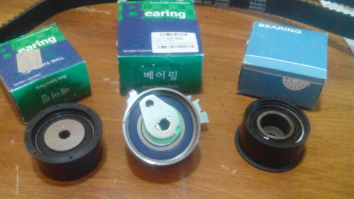 kit de correa de tiempo  optra limite tacuma. koreano