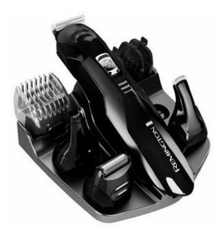 kit de corte 8en1 remington pg6020b recargable autoafilable