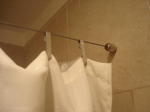kit de cortina para baños artensor