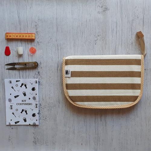 kit de costura completo