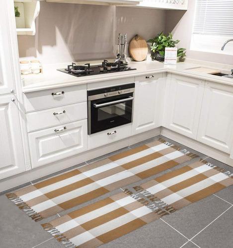 kit de cozinha 3 peças amarrado de quadro