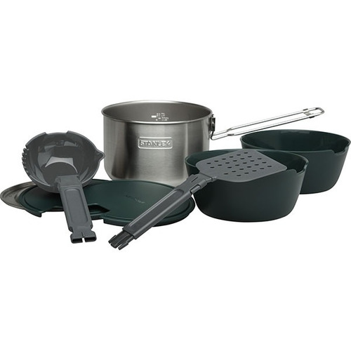 kit de cozinha prep & cook 10 peças stanley