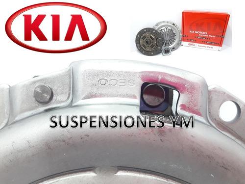 kit de croche cloche clutch embrague kia picanto original