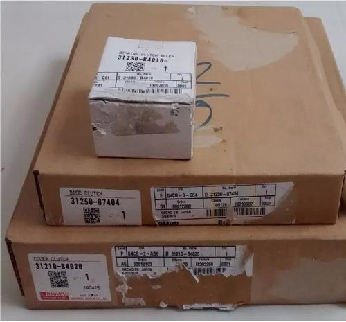 kit de croche clutch daihatsu terios original