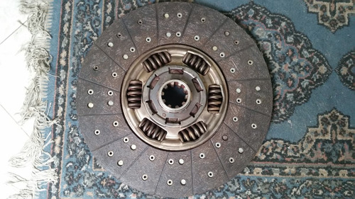 kit de croche original iveco tector
