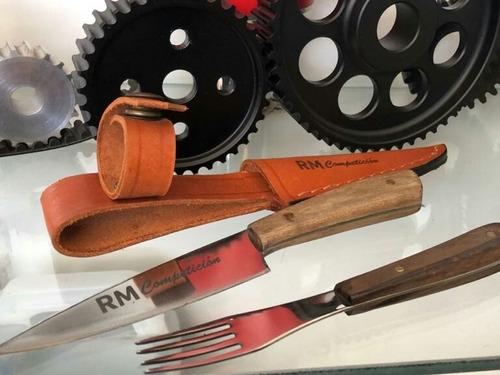 kit de cubiertos rmcompeticion para asado