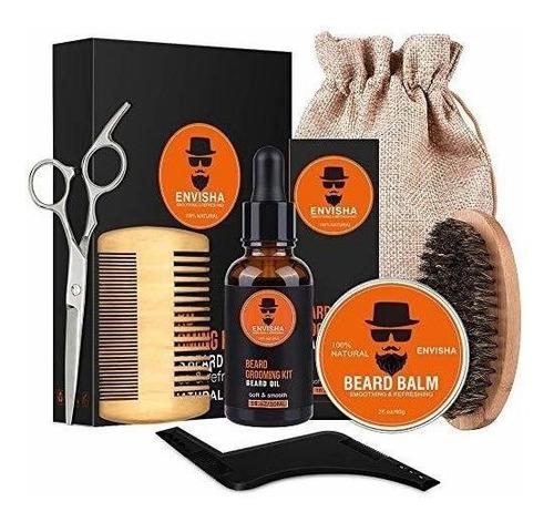 kit de cuidado de barba para hombres  ultimo kit de cuidado