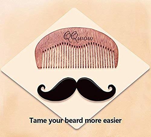 kit de cuidado de la barba de regalo 100% natural orgánico