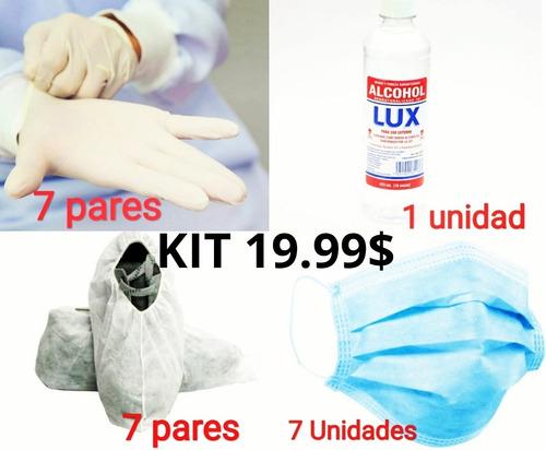 kit de cuidado de salud