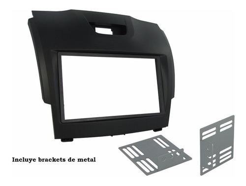 kit de dash isuzu d-max 2012-16