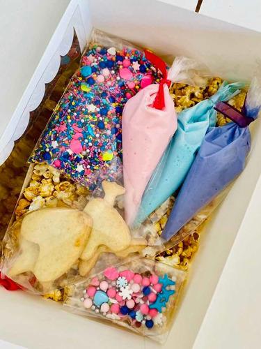 kit de decoración de cookies para los peques