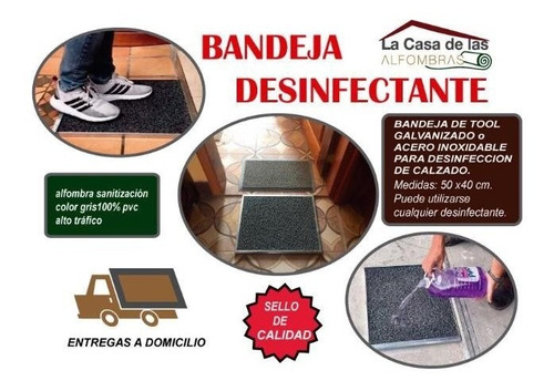kit de desinfeccion