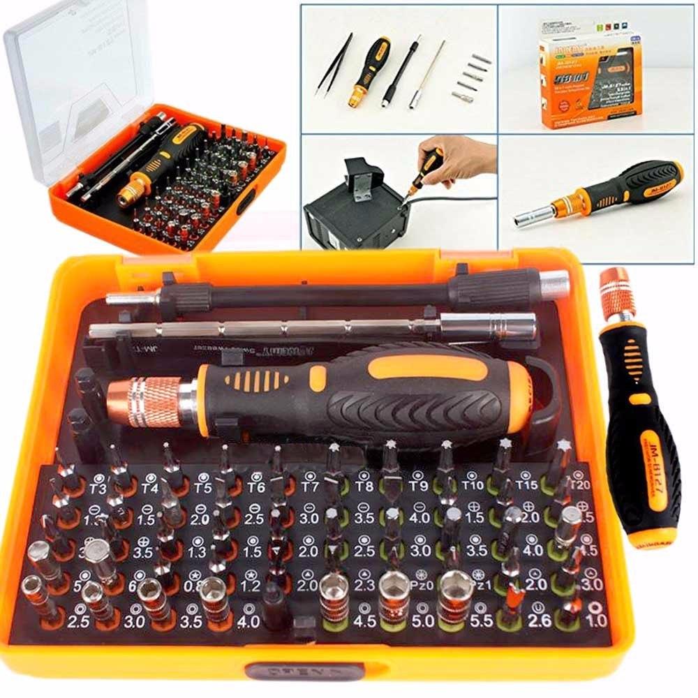 Kit de destornilladores de precisi n 53 piezas - Destornilladores de precision ...