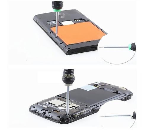 kit de destornilladores para celulares 16 en 1 universal